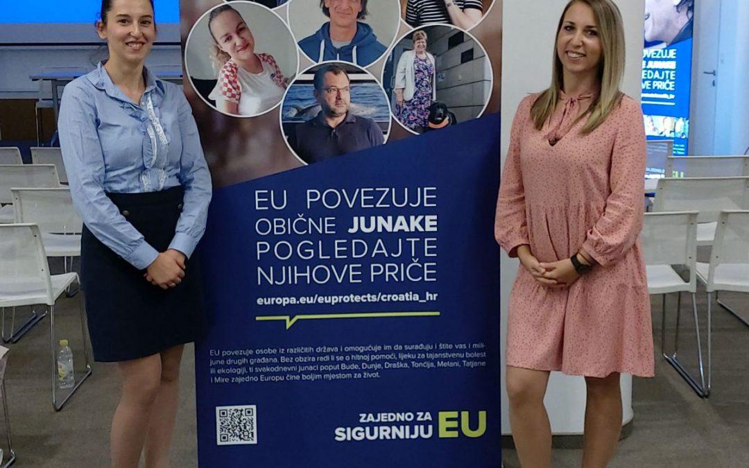 Europski dan suzbijanja trgovanja ljudima, 18.10.2019.